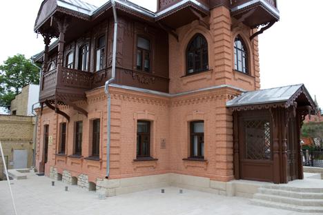 Il Museo Aleksandr Solzhenitsyn di Kislovodsk (Foto: ufficio stampa)