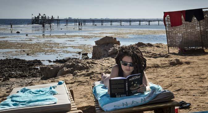 Etwa 30 Prozent aller Reisebuchungen werden im Internet getätigt. Foto: TASS