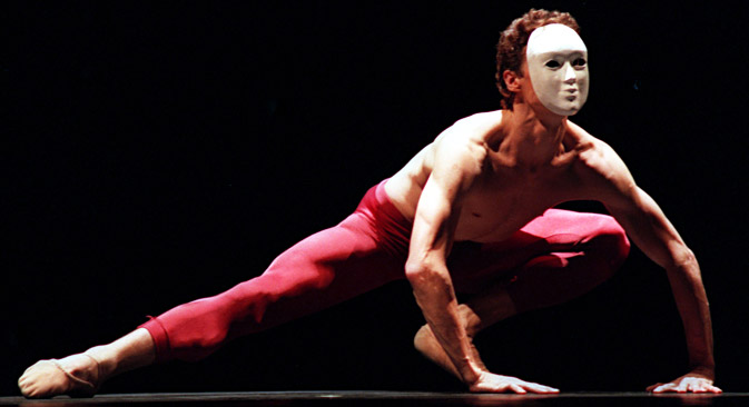 Il coreografo russo-americano Yuri Posokhov (Foto: Tass)