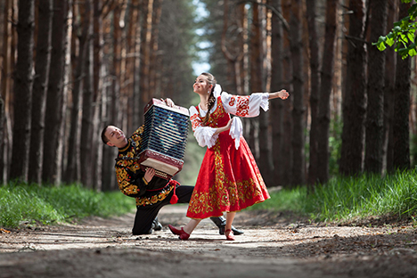 Costumi tradizionali russi (Foto: Shutterstock)