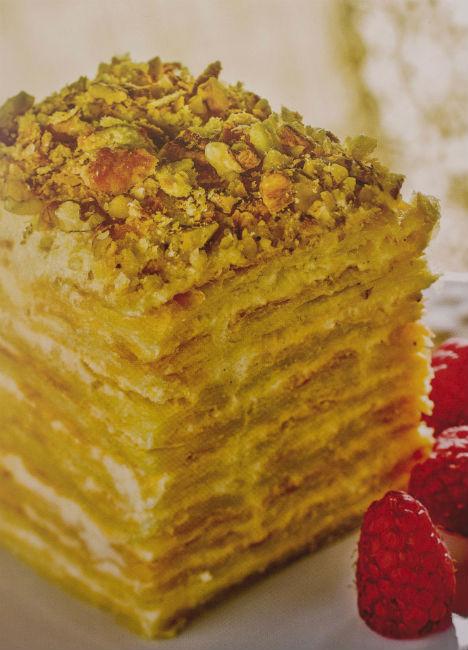 La torta Napoleon (Foto: Russia Expo 2015)
