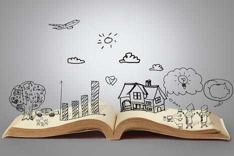 Libri e poesia (Foto: Shutterstock / Legion Media)