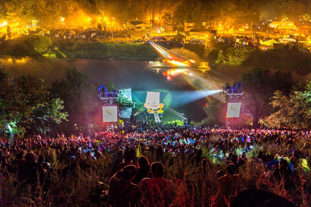 Concerti al Grushin Festival