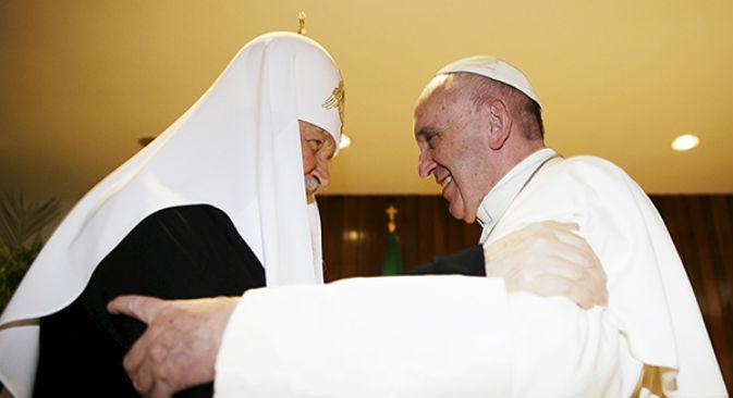 Beide Kirchen wollen sich für weltweiten Schutz der Christen einsetzen.