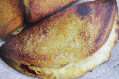 """Il biscotto di Yaroslavl (Immagine tratta dal libro """"Cucina russa: regionale e moderna"""" pubblicato dalla casa editrice """"Chernov & Co."""" di Mosca / Russia Expo 2015)"""