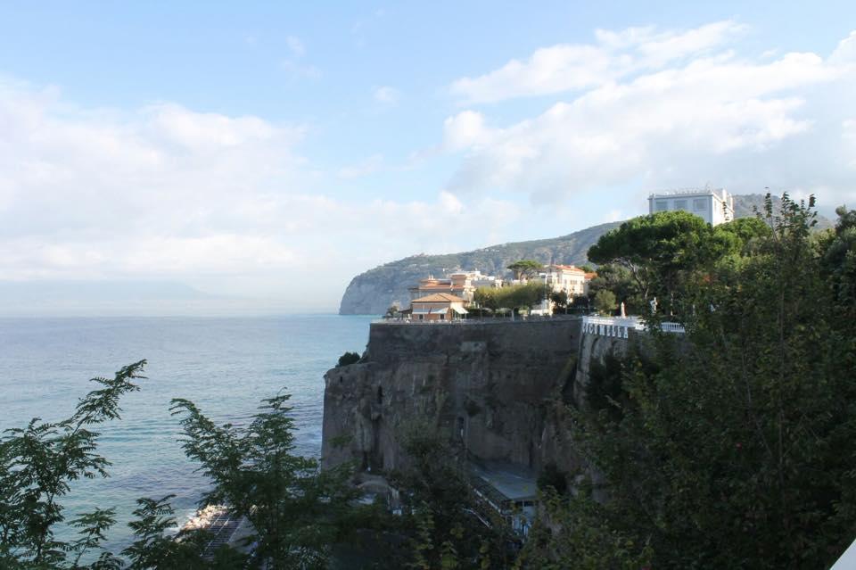 Il Golfo di Sorrento visto da Villa Gorchakov