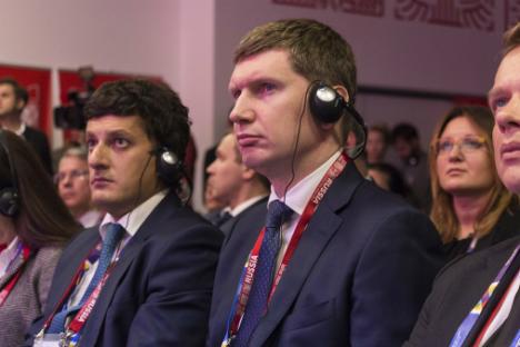Maksim Reshetnikov, Ministro del Governo di Mosca