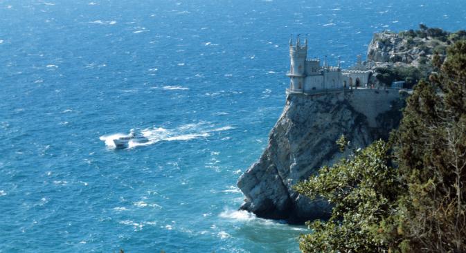 Nido di Rondine, Yalta