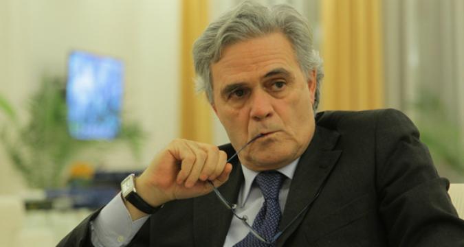 L'ambasciatore italiano a Mosca Cesare Maria Ragaglini.