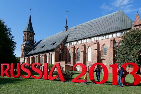 Cosa sapete delle città russe che ospiteranno i Mondiali di calcio 2018?