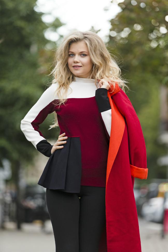 L'esperienza in tv le ha dato la possibilità di entrare in contatto con diverse persone legate all'industria della moda, tra cui Roberto Cavalli, con il quale ancora oggi Masha mantiene un rapporto di amicizia