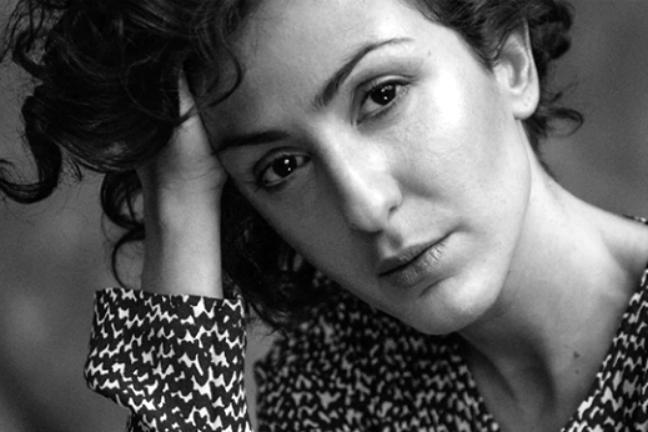 La regista Alessandra Giuntini. Fonte: archivio personale