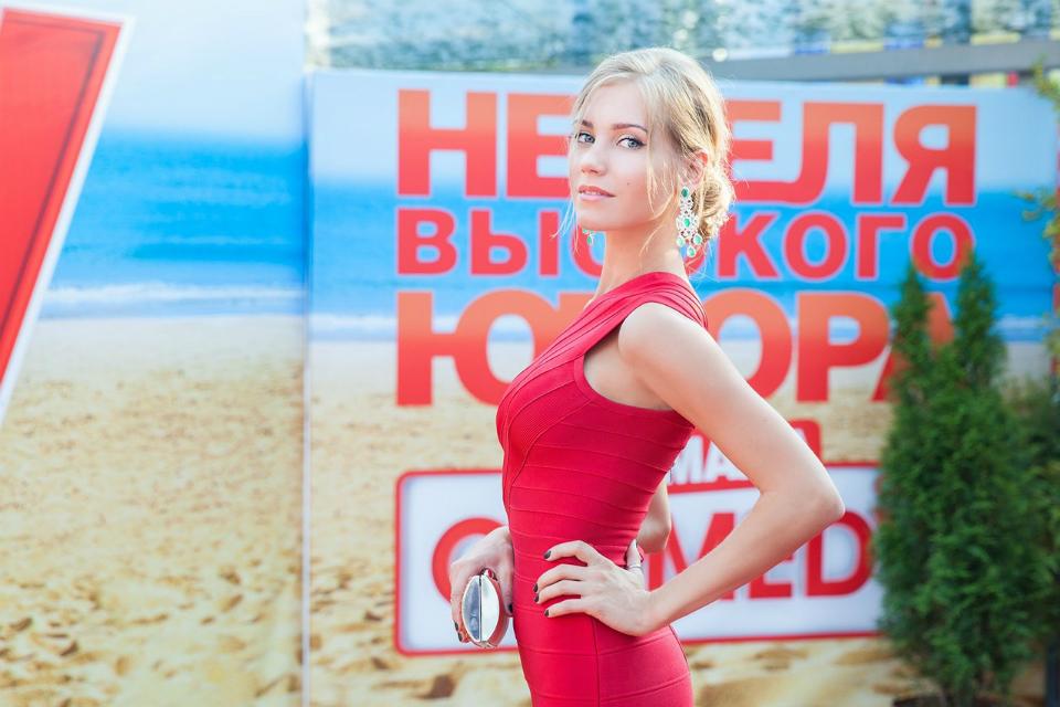 """Il ruolo di Varya, protagonista di """"Interny"""", le ha regalato i primi frutti di una grande popolarità, aprendole le porte a nuovi progetti televisivi e cinematografici"""