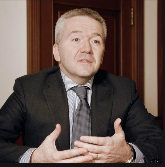 Ernesto Ferlenghi, presidente di Confindustria Russia.