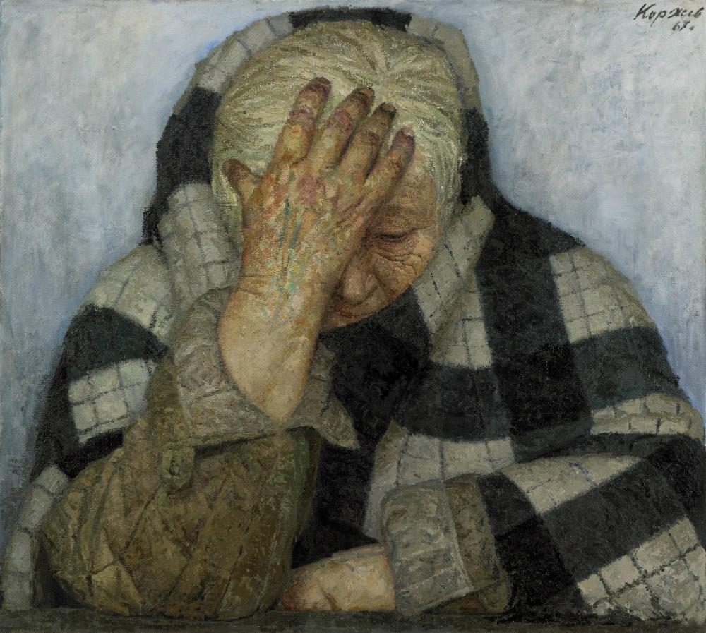 Über 120 seiner Werke aus unterschiedlichen Schaffensphasen zwischen 1943 und 2012 aus Privat- und Museumssammlungen kommen in der Tretjakow-Galerie zusammen.