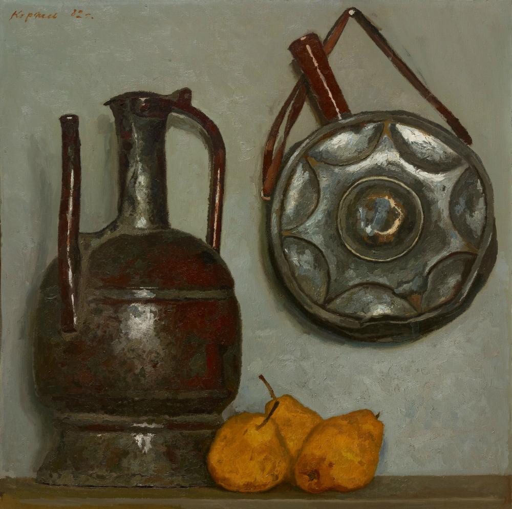 Die Künstler dieser sowjetischen Stilrichtung vom Ende der fünfziger Jahre zeichneten sich durch realistischen Ausdruck und Motive aus dem Krieg und dem Alltag sowjetischer Menschen aus.