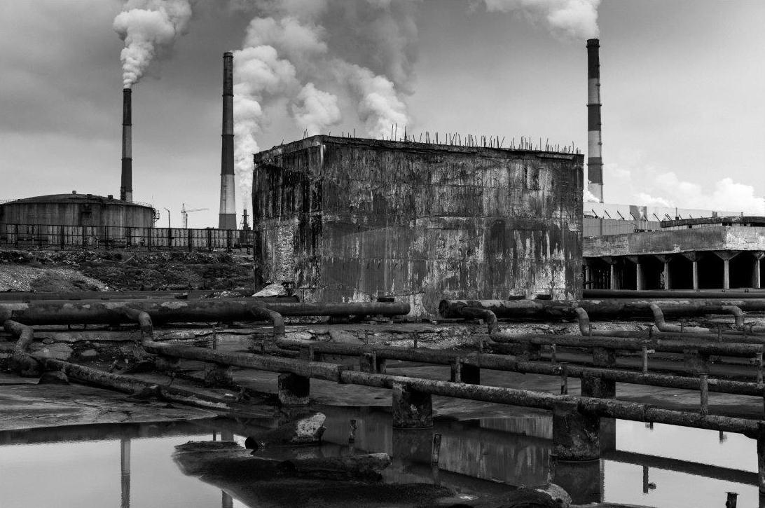 """Il fotografo russo Grigorij Yaroshenko, direttore artistico della rivista """"Vestnik Evropy"""" (Herald of Europe), ha dedicato a questa città un intero progetto fotografico"""
