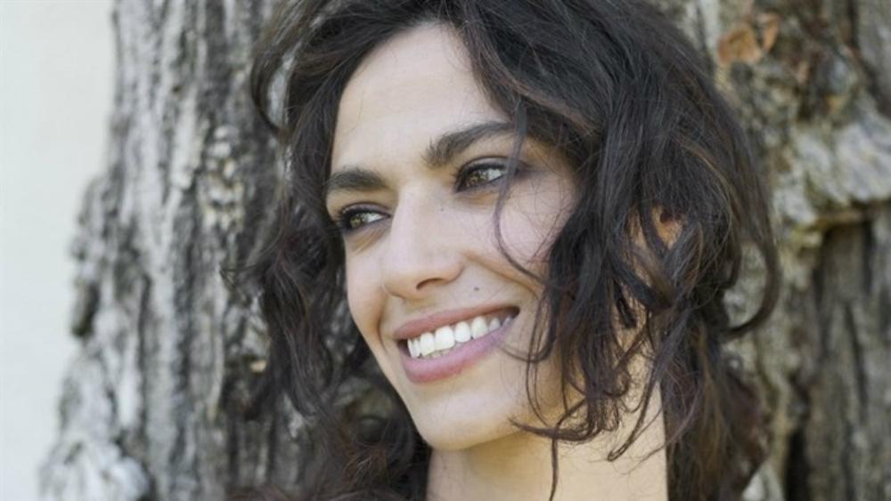 """L'attrice Roberta Mattei, tra gli ospiti del festival """"Da Venezia a Mosca""""."""