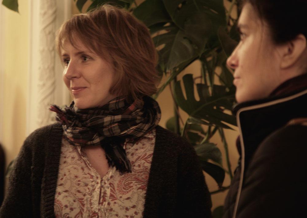 """Ekaterina Miroshnikova, direttrice della compagnia Merkator: """"Il film che ho visto mi è piaciuto molto. Aiuta a comprendere molti aspetti della cultura e delle tradizioni italiane. È già il terzo anno di fila che seguo questo festival e in generale sono molto affezionata al cinema europeo"""""""