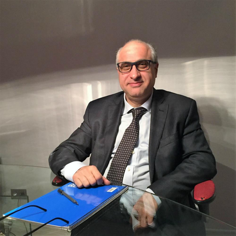 Gianni Scoponi, consulente per l'internazionalizzazione della Macsenior.