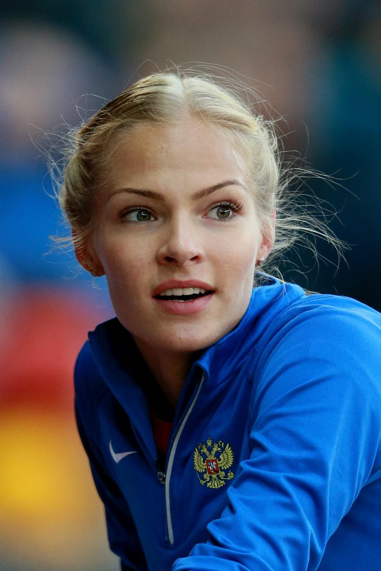 Capita che la stampa la paragoni alla tennista russa Maria Sharapova