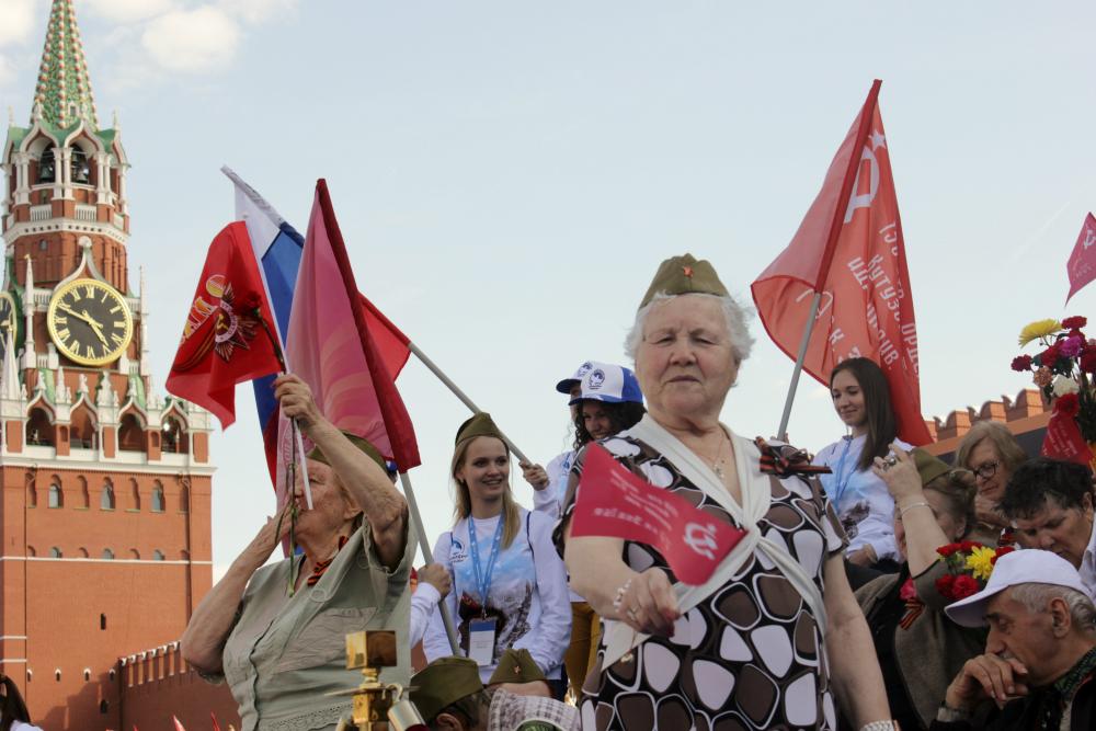Nel 2015 lu2019iniziativa coinvolse 12 milioni di persone in Russia e allu2019estero