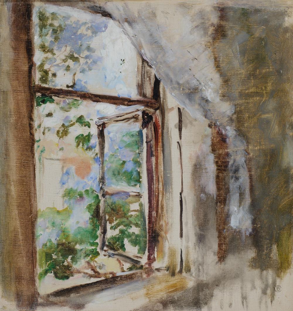 Valentin Serov. Fenêtre, 1887