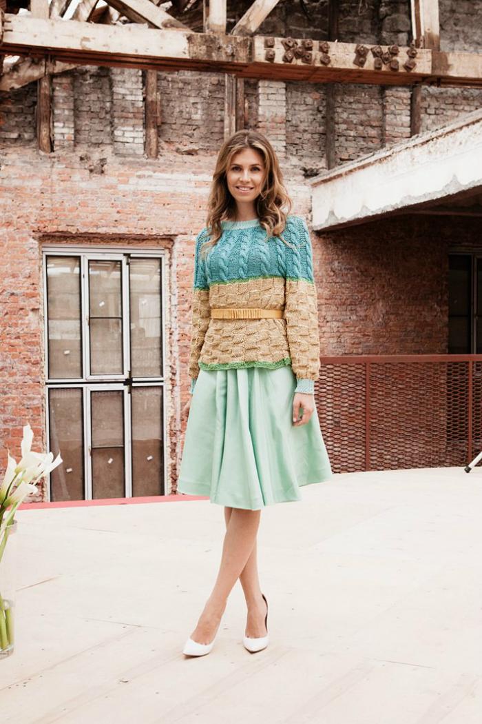 Fin da piccola ha dimostrato un grande interesse per il mondo della moda. Nel 2006 insieme all'amica Kristina Tan, figlia di David Tan, famoso stilista di Hong Kong e fondatore del brand Shanghai Tang, ha lanciato la propria linea di abbigliamento chiamata Kova&T