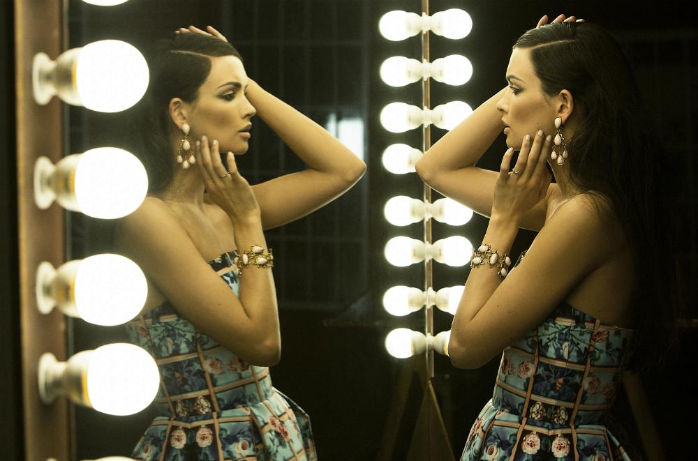 Attrice di cinema e teatro, Paulina Andreeva è nata a San Pietroburgo il 12 ottobre 1988