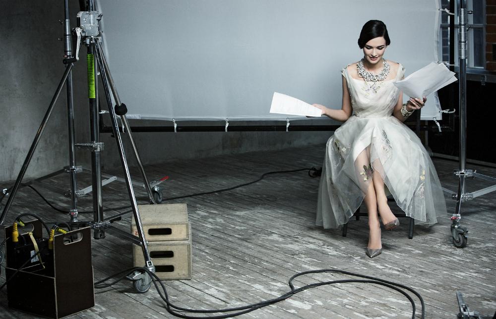 La vita privata della bella attrice incuriosisce fan e giornalisti