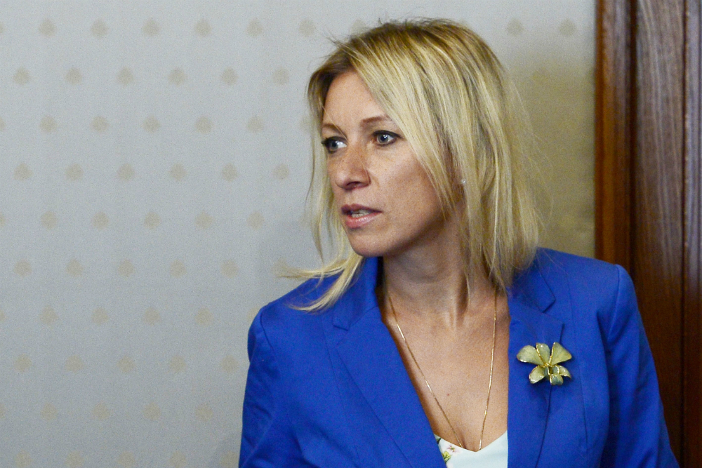 Marija Zaharova.