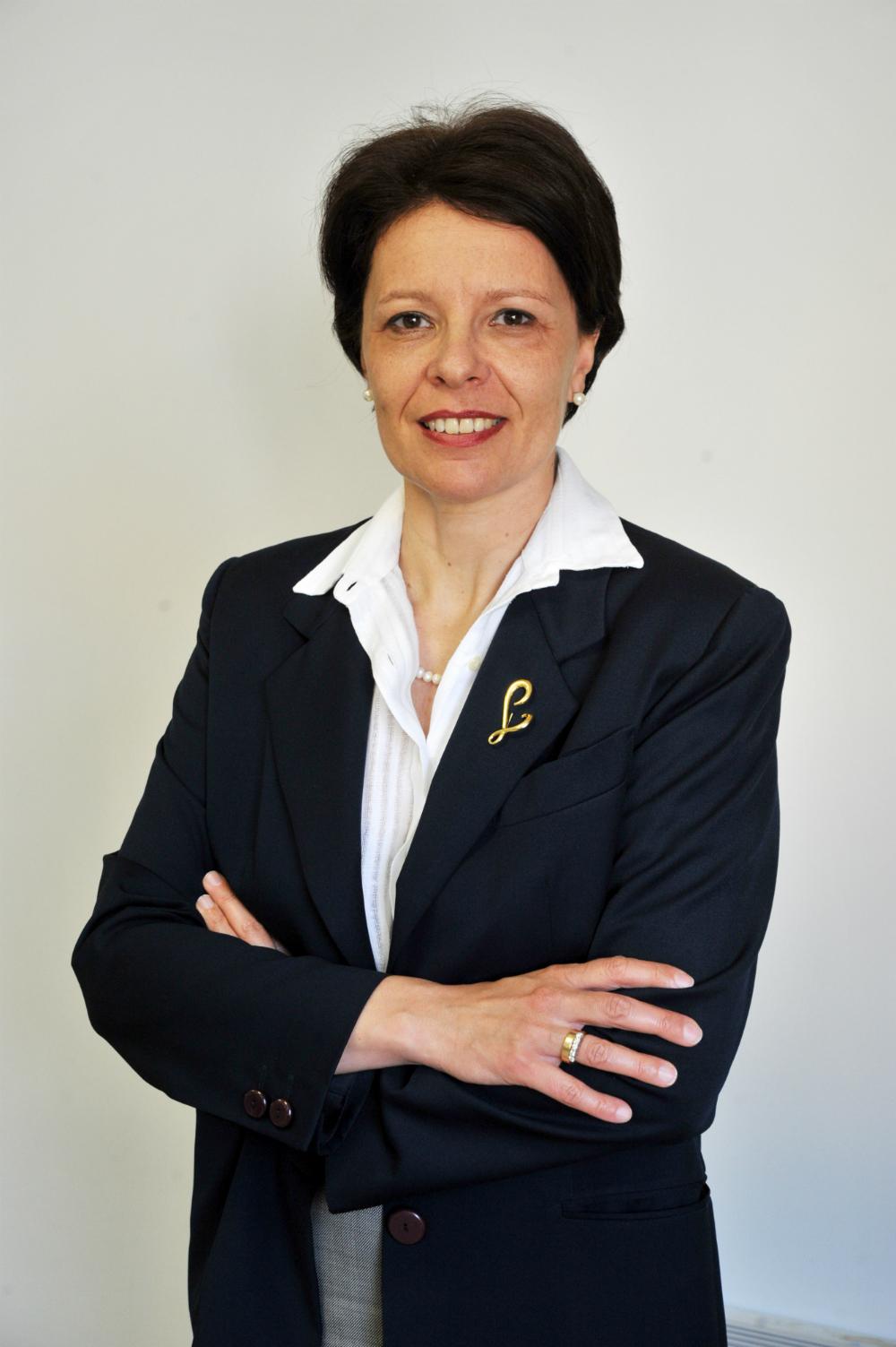 Leonora Barbiani, segretario generale della Camera di Commercio italo-russa.