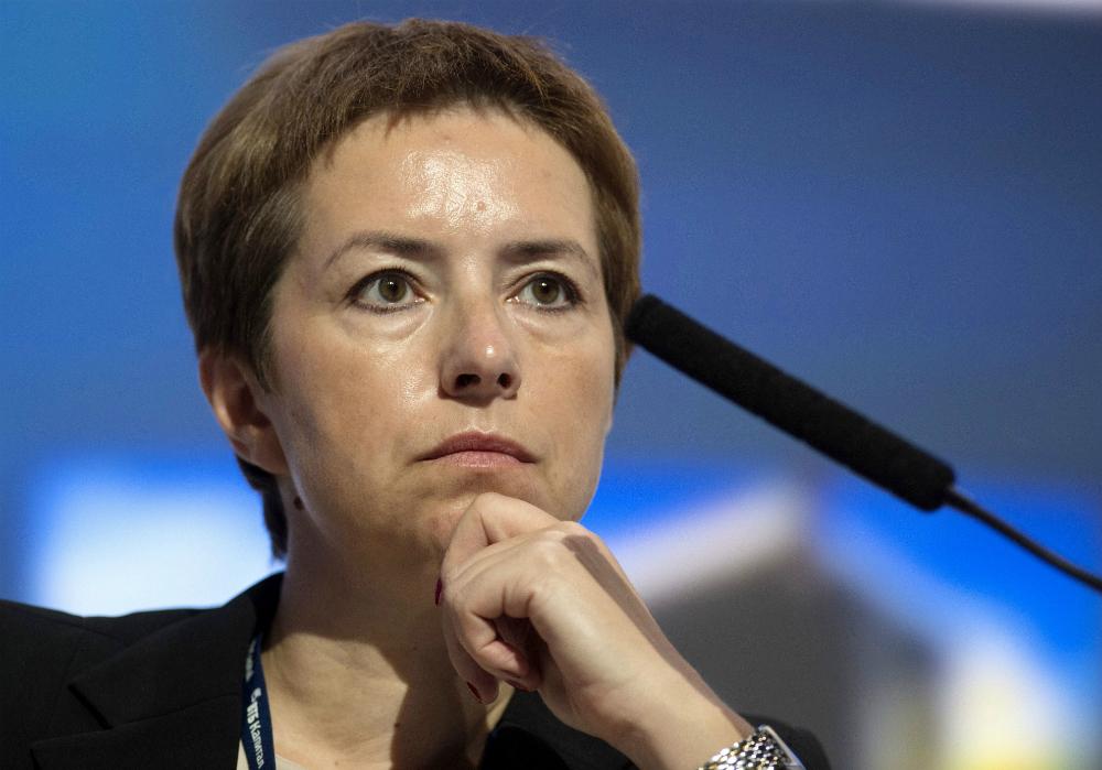 Dal giugno 2012 Olga Dergunova è viceministro dello Sviluppo Economico della Federazione Russa e capo dell'Agenzia Federale per la gestione degli immobili statali. In precedenza è stata presidente di Microsoft Rus (2004-2007). Nel 2002 il giornale The Wall Street Journal incluse Olga Dergunova nella lista delle 25 donne d'affari di maggior successo e più influenti d'Europa