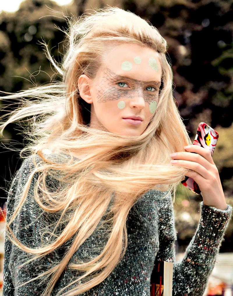 Nastju Sten krase ljepota i profesionalnost. U samo nekoliko godina osvojila je svijet modnih pista i srca dizajnera.