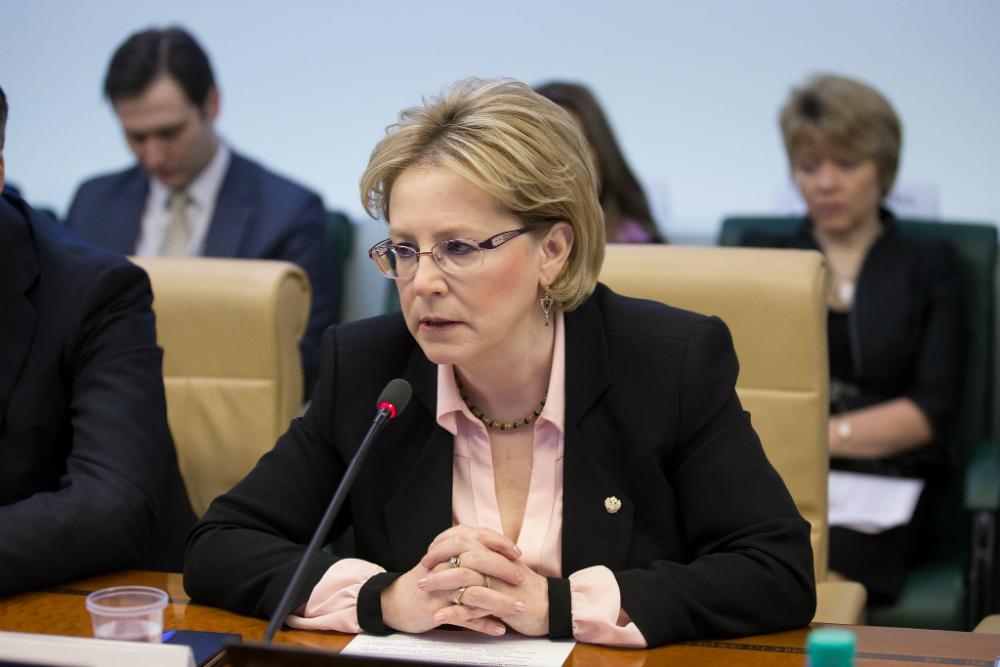 Neurologo e neurofisiologo, Veronika Skvortsova dal 2012 è Ministro della Salute
