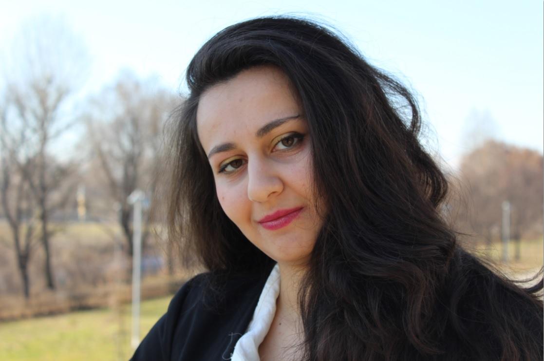 La narratrice viterbese, Maria Gaia Belli.