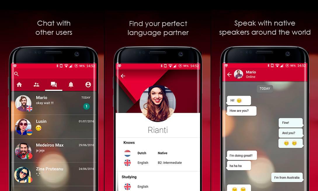 Languing, la startup che permette di studiare le lingue online in forma gratuita e divertente, lancia la nuova App.