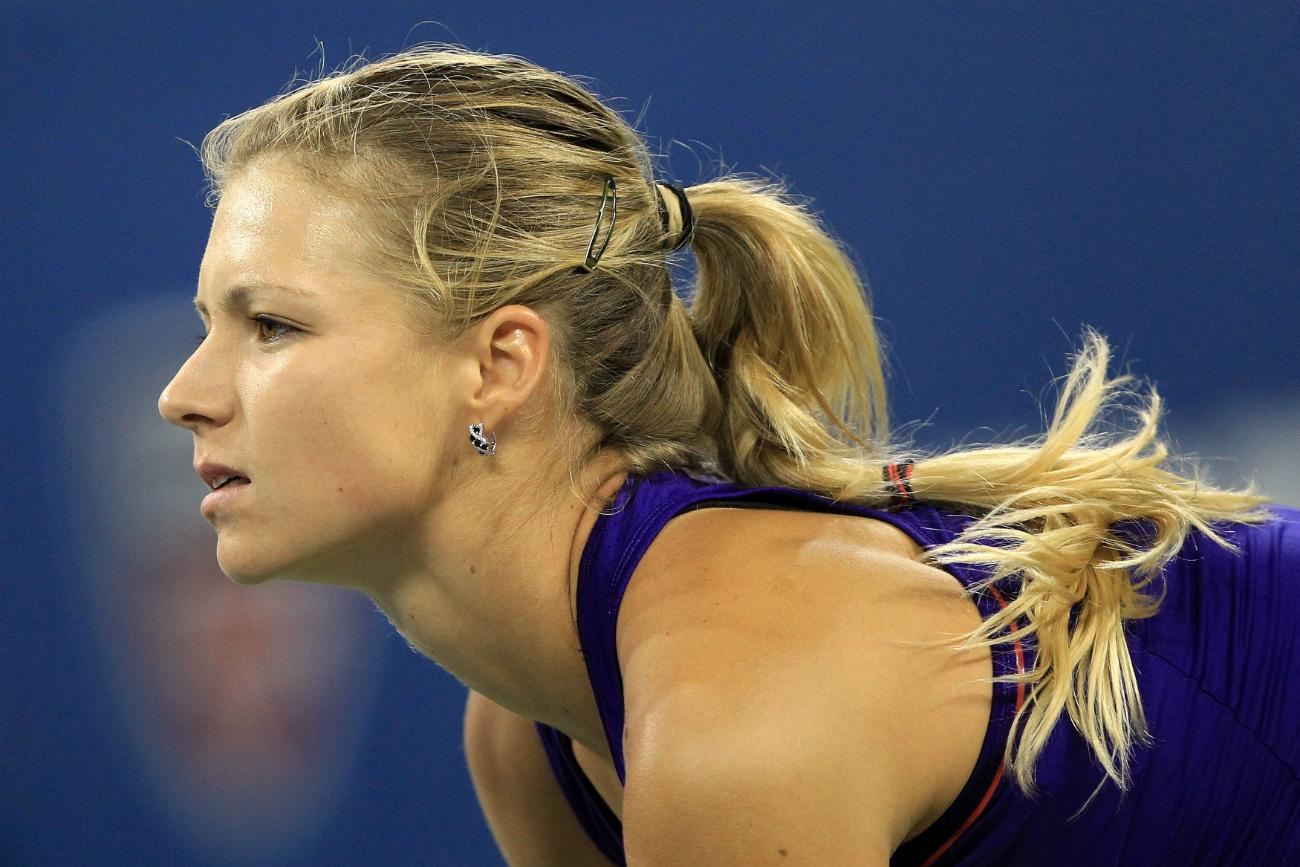 Nel 2002 Maria ha vinto il torneo junior del Grande Slam