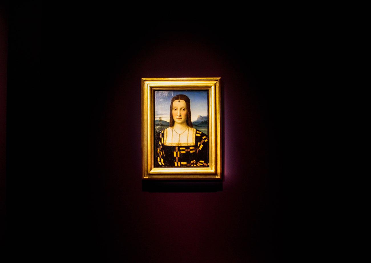 L'esposizione costituisce la prosecuzione ideale del programma di esposizioni dedicate ai grandi maestri dell'arte italiana come Caravaggio, Tiziano e Piero della Francesca