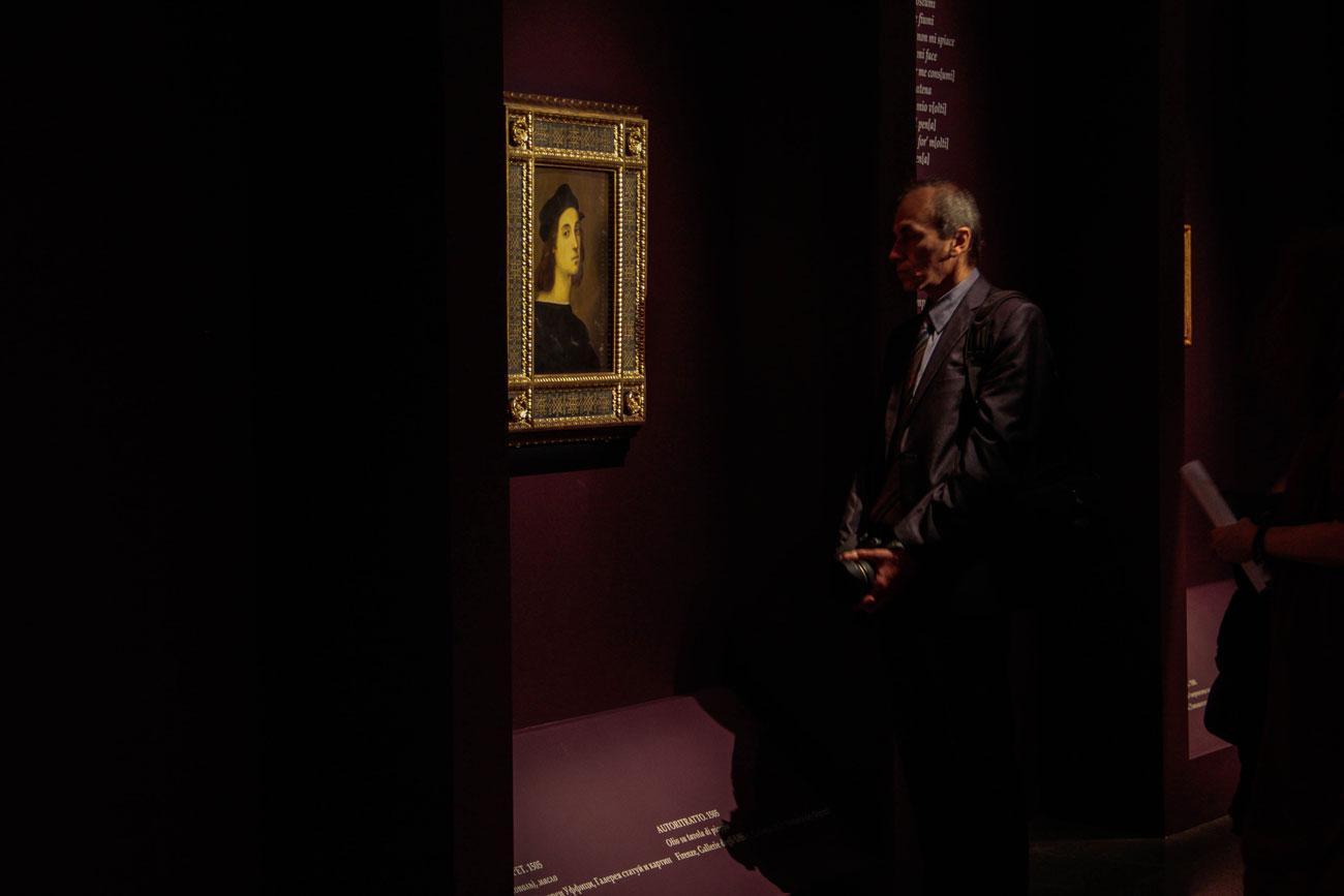 L'esposizione resterà aperta al pubblico fino all'11 dicembre 2016