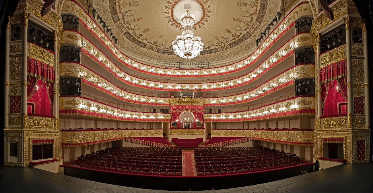 Alexandrinsky Theater.