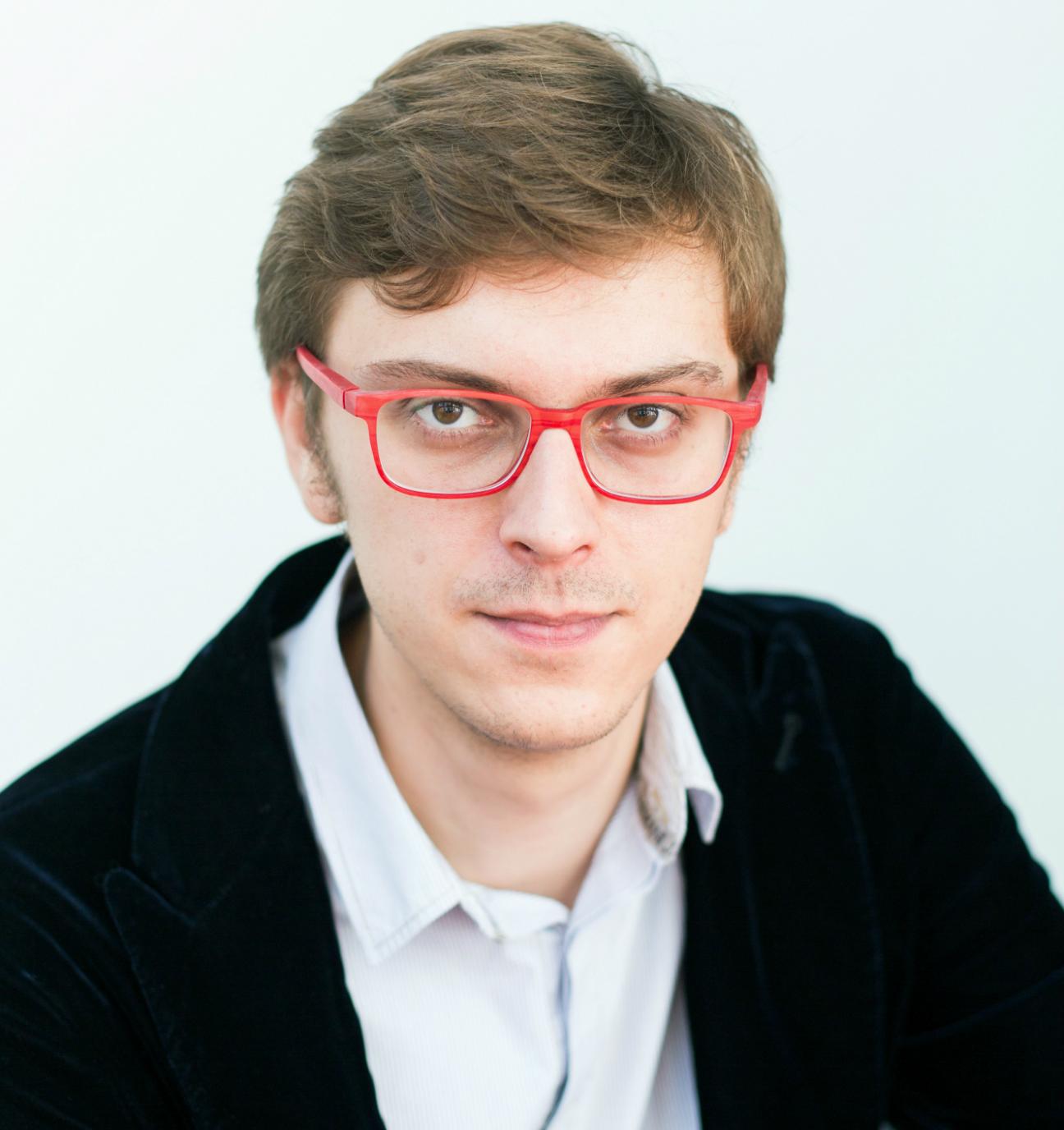 Andrej Baev, direttore del progetto. Fonte: ufficio stampa