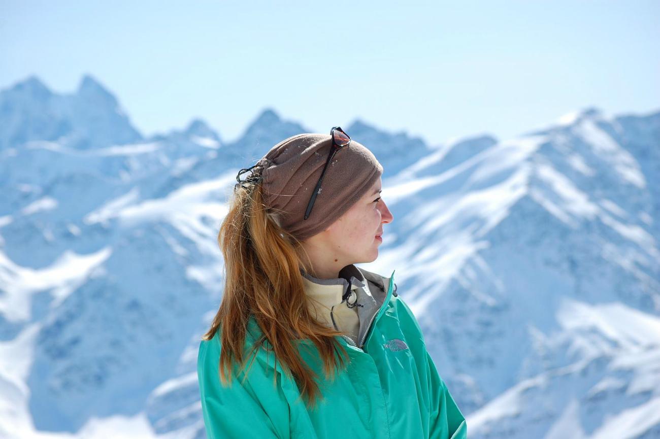 Vicino almonte Elbrus\n