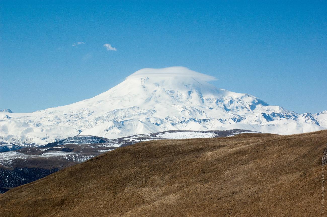 Il monte Elbrus\n