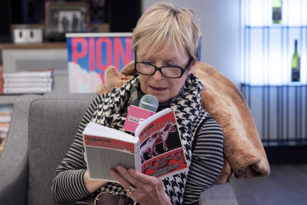 Angela Felice, direttrice del Centro Studi Pasolini. Fonte: Vitalij Mikhajlyuk
