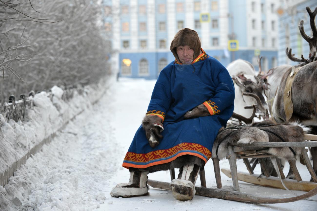 Da cinque anni la città di Norilsk, situata oltre il Circolo Polare Artico, a quattro ore di volo da Mosca, ospita il festival etnico Big Argish. Quest'anno il festival si è svolto dal 1º al 19 novembre