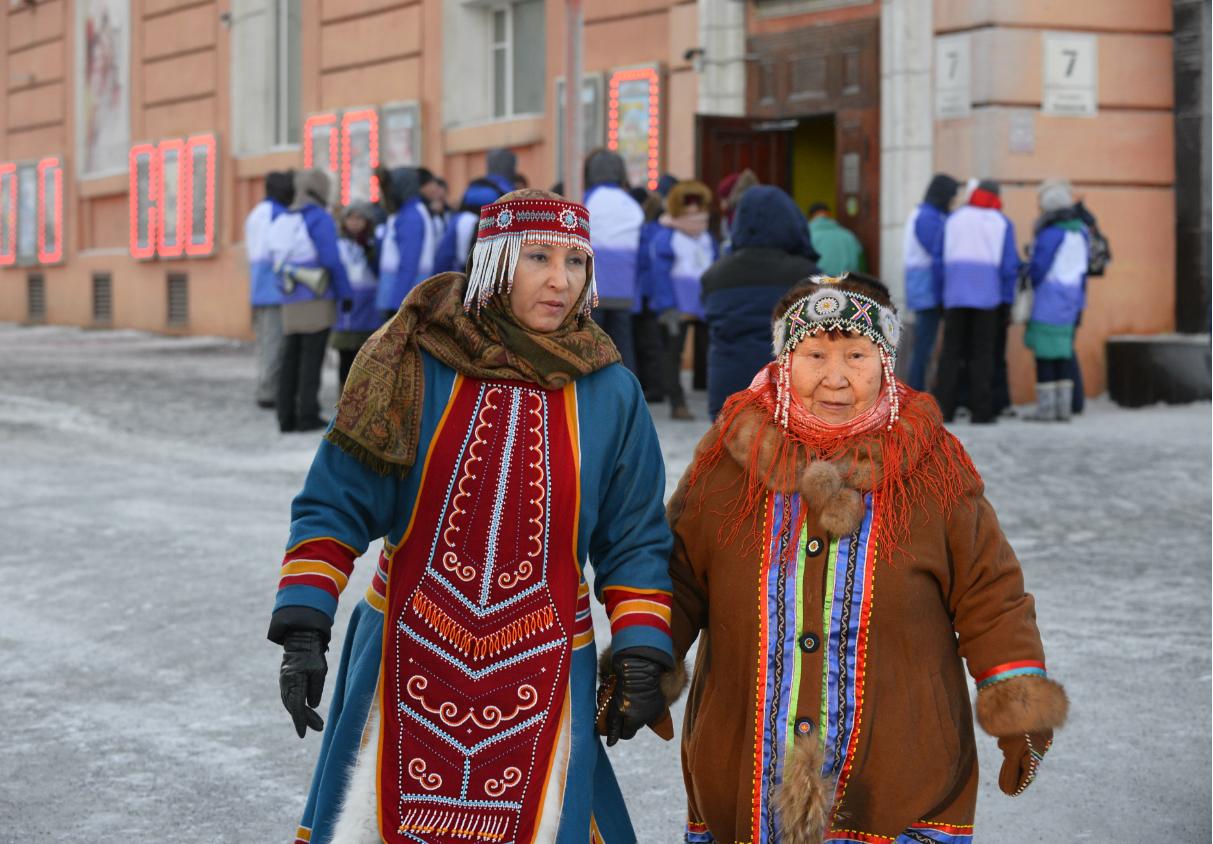L'obiettivo del festival è quello di rendere omaggio e far conoscere le tradizioni dei popoli dell'estremo nord che ancora oggi vivono nel Taimyr, la penisola della Siberia settentrionale che si protende nel Mar Glaciale Artico