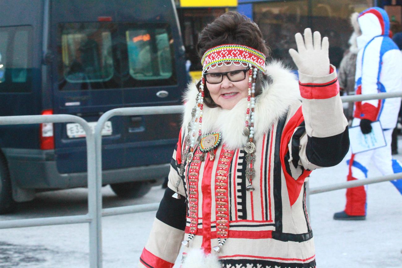 I nganasan sono la popolazione indigena più antica di queste zone e vivono nella parte centrale del Taimyr, mentre i nenets sono nativi della tundra