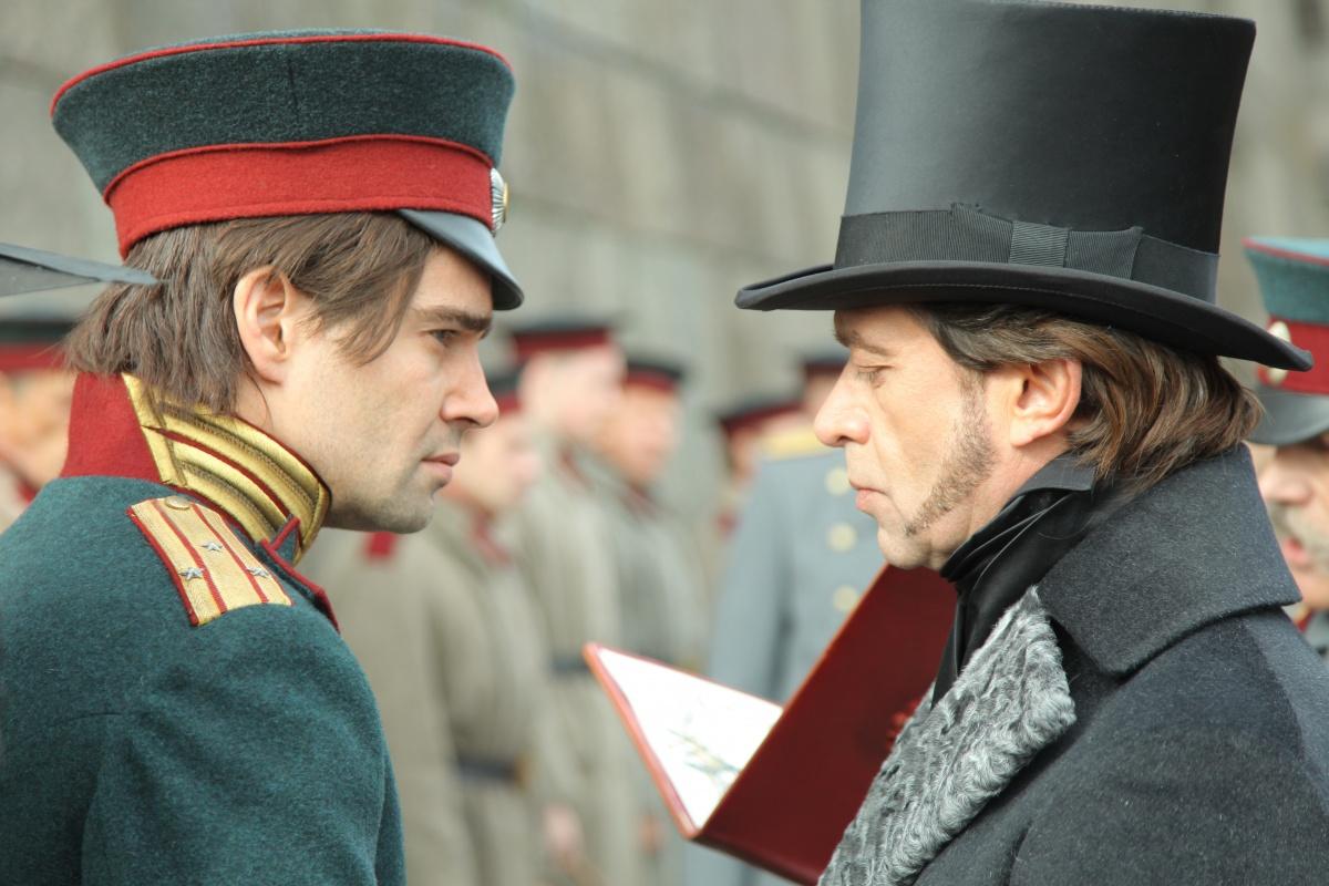 """Una scena tratta dal film """"Il Duellante"""". Fonte: kinopoisk.ru"""