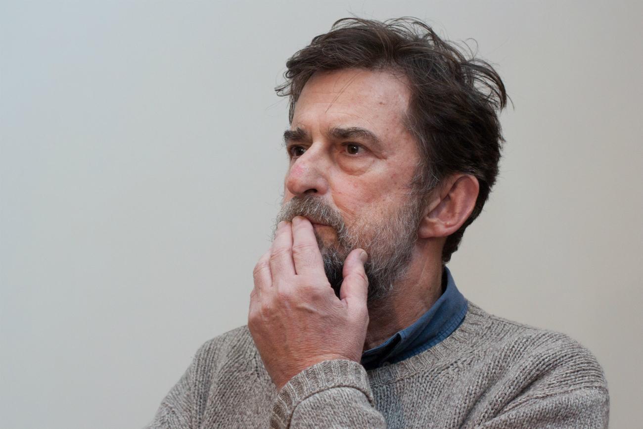 Il regista Nanni Moretti.